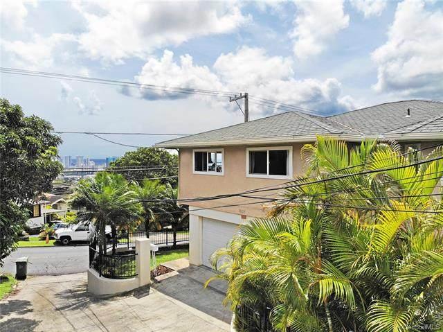 1025 Alewa Drive #1, Honolulu, HI 96817 (MLS #202105260) :: Keller Williams Honolulu