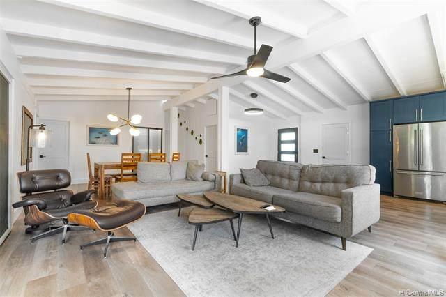 576 Paokano Place, Kailua, HI 96734 (MLS #202106274) :: LUVA Real Estate