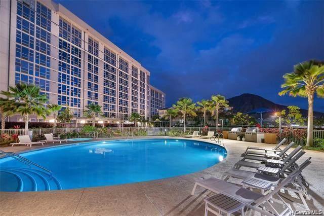 7000 Hawaii Kai Drive #3801, Honolulu, HI 96825 (MLS #202106347) :: Hawai'i Life