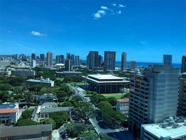 1200 Queen Emma Street #2507, Honolulu, HI 96813 (MLS #202106403) :: Keller Williams Honolulu