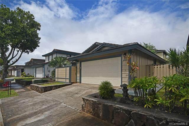 94-1449 Okupu Street, Waipahu, HI 96797 (MLS #202106436) :: Keller Williams Honolulu