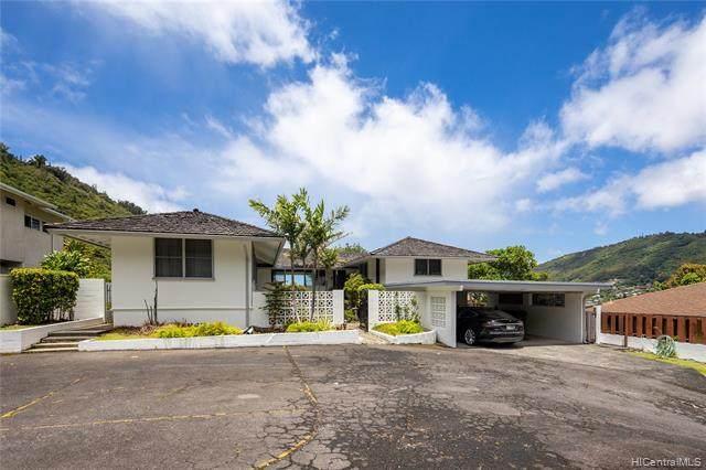 3073 Puhala Rise, Honolulu, HI 96822 (MLS #202106505) :: Weaver Hawaii | Keller Williams Honolulu