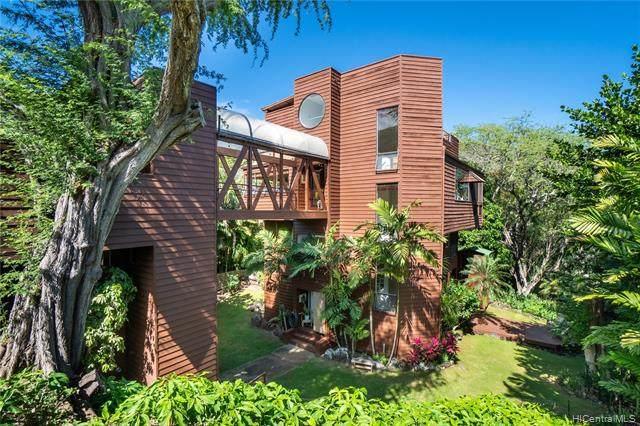 228 Poopoo Place, Kailua, HI 96734 (MLS #202106519) :: Corcoran Pacific Properties