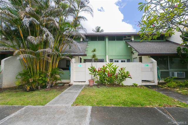 527 Pepeekeo Street #2, Honolulu, HI 96825 (MLS #202106523) :: Keller Williams Honolulu