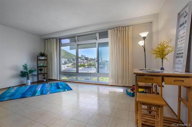 1511 Nuuanu Avenue #723, Honolulu, HI 96817 (MLS #202106538) :: Barnes Hawaii