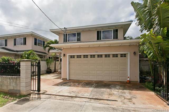 1909 Lime Street, Honolulu, HI 96826 (MLS #202106559) :: Barnes Hawaii