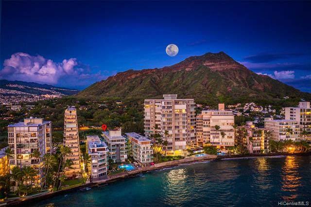 2957 Kalakaua Avenue #607, Honolulu, HI 96815 (MLS #202106613) :: Keller Williams Honolulu
