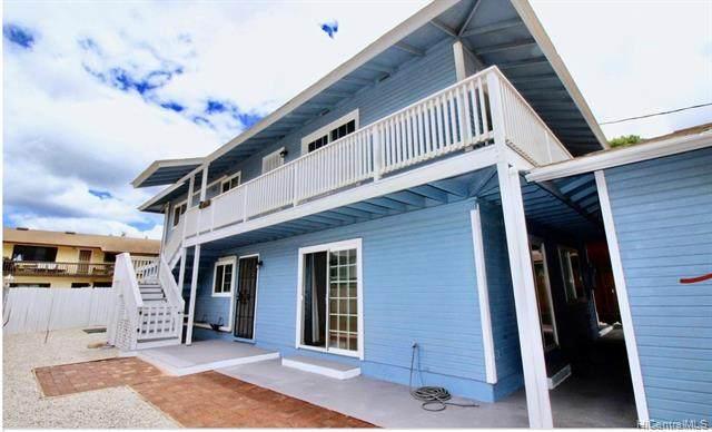 85-059 Waianae Valley Road, Waianae, HI 96792 (MLS #202106626) :: Corcoran Pacific Properties