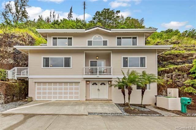 2861 Kalawao Street #55, Honolulu, HI 96822 (MLS #202106638) :: Keller Williams Honolulu
