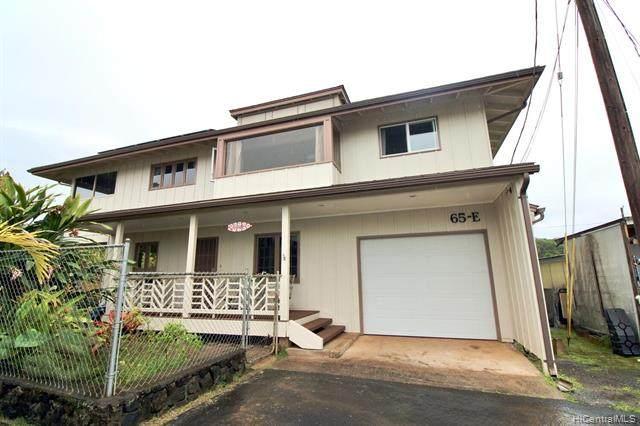 65 Kilea Place 65E, Wahiawa, HI 96786 (MLS #202106658) :: LUVA Real Estate