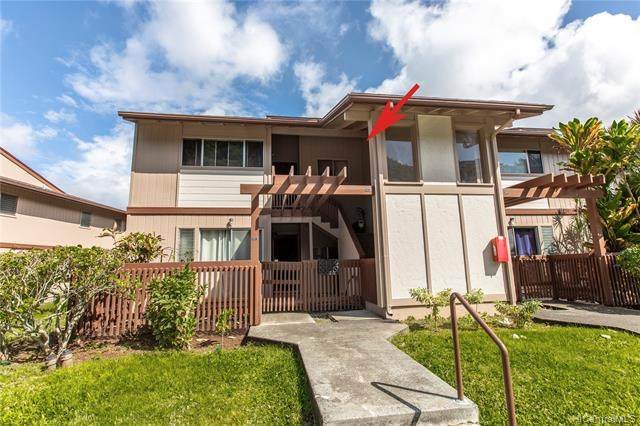 98-597 Kilinoe Street 10A2, Aiea, HI 96701 (MLS #202106670) :: Keller Williams Honolulu