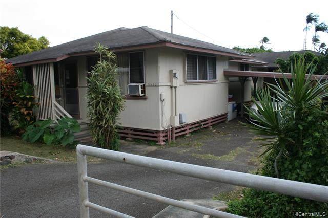 5889 Kalanianaole Highway, Honolulu, HI 96821 (MLS #202106677) :: Corcoran Pacific Properties
