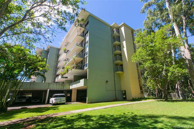 1600 Wilikina Drive B306, Wahiawa, HI 96786 (MLS #202106754) :: Hawai'i Life