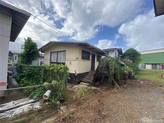 1422 Pua Lane A, Honolulu, HI 96817 (MLS #202106778) :: Hawai'i Life