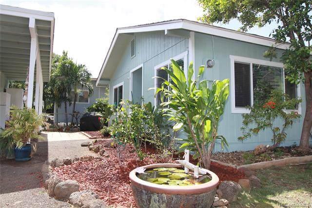 84-174 Nukea Place, Waianae, HI 96792 (MLS #202106819) :: Team Lally