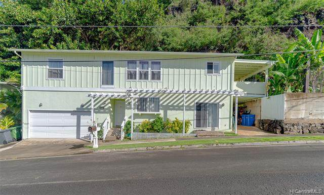 1518 Ala Lani Street, Honolulu, HI 96819 (MLS #202106852) :: Corcoran Pacific Properties