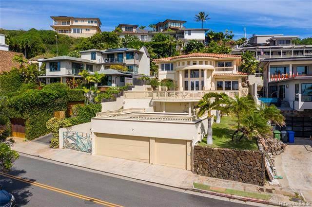 4323 Kaikoo Place, Honolulu, HI 96816 (MLS #202106861) :: Keller Williams Honolulu