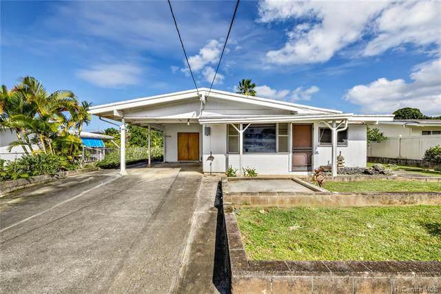 45-556 Keole Street, Kaneohe, HI 96744 (MLS #202106869) :: Keller Williams Honolulu