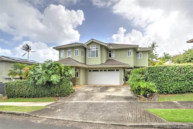 46-147 Nahiku Street, Kaneohe, HI 96744 (MLS #202106877) :: Keller Williams Honolulu