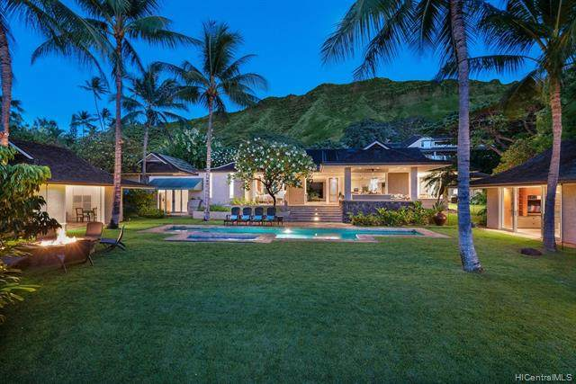 3202 Noela Drive, Honolulu, HI 96815 (MLS #202106891) :: Corcoran Pacific Properties
