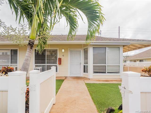 91-1000 Laaulu Street 30C, Ewa Beach, HI 96706 (MLS #202106901) :: LUVA Real Estate