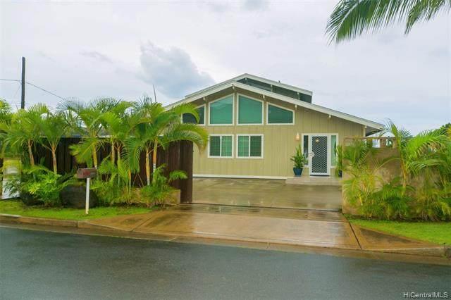 85-737 Piliuka Place, Waianae, HI 96792 (MLS #202106919) :: Corcoran Pacific Properties