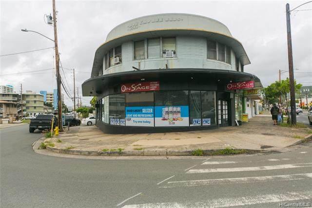 802 Kapahulu Avenue, Honolulu, HI 96816 (MLS #202106998) :: Corcoran Pacific Properties