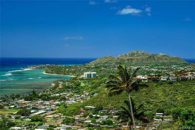 446 Puuikena Drive, Honolulu, HI 96821 (MLS #202106999) :: Keller Williams Honolulu