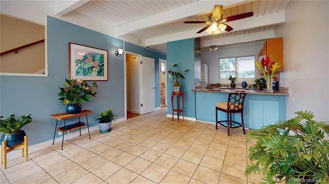 4894 Kilauea Avenue #1, Honolulu, HI 96816 (MLS #202107020) :: LUVA Real Estate