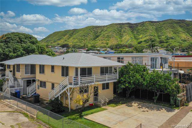 3554 Campbell Avenue, Honolulu, HI 96815 (MLS #202107025) :: Corcoran Pacific Properties