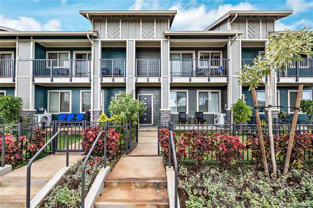 91-3524 Iwikuamoo Street #105, Ewa Beach, HI 96706 (MLS #202107028) :: LUVA Real Estate