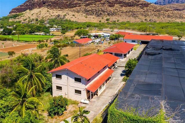 87-201 Paakea Road, Waianae, HI 96792 (MLS #202107053) :: Corcoran Pacific Properties