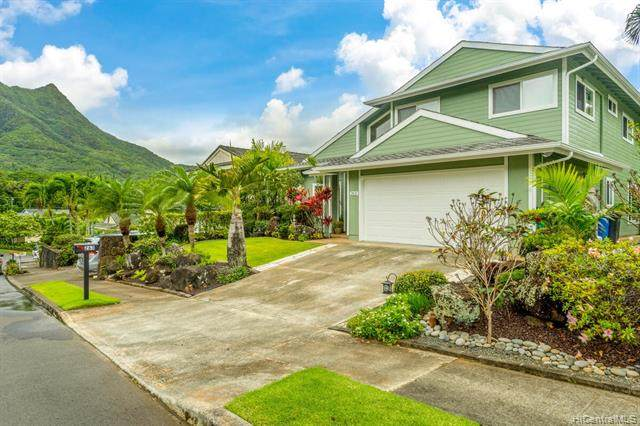 263 Kahako Street, Kailua, HI 96734 (MLS #202107078) :: LUVA Real Estate