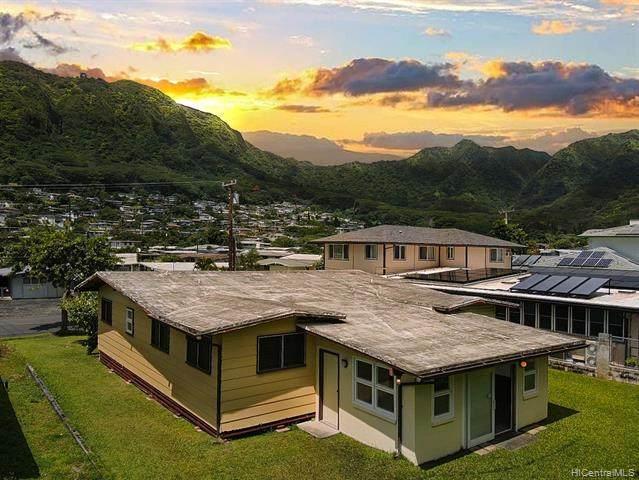 3379 Pawaina Street, Honolulu, HI 96822 (MLS #202107102) :: LUVA Real Estate