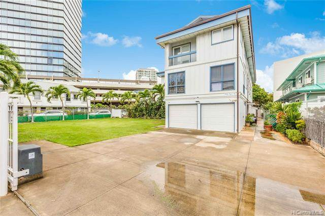1733 Fern Street, Honolulu, HI 96826 (MLS #202107146) :: Barnes Hawaii