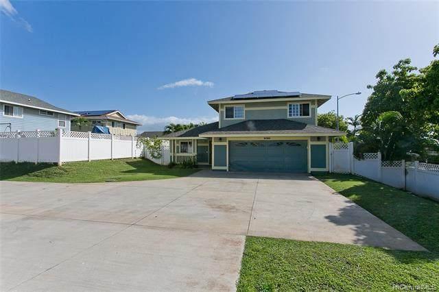 91-1033 Kawaihuna Street, Kapolei, HI 96707 (MLS #202107195) :: LUVA Real Estate