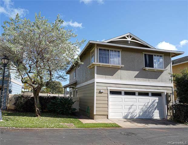 91-520 Makalea Street Apt 143, Ewa Beach, HI 96706 (MLS #202107218) :: LUVA Real Estate