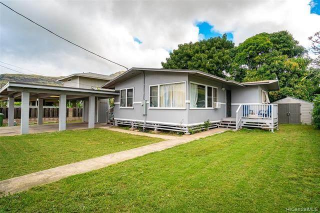85-942 Imipono Street, Waianae, HI 96792 (MLS #202107282) :: Corcoran Pacific Properties