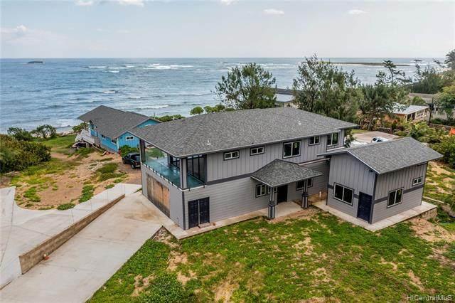 56-155 Kamehameha Highway #3, Kahuku, HI 96731 (MLS #202107296) :: Corcoran Pacific Properties