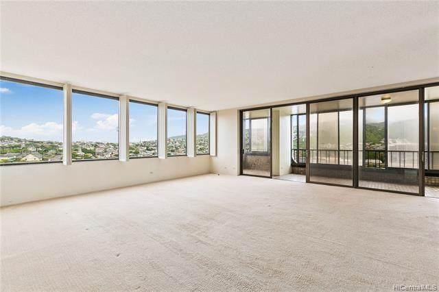 4340 Pahoa Avenue 15D, Honolulu, HI 96816 (MLS #202107310) :: LUVA Real Estate