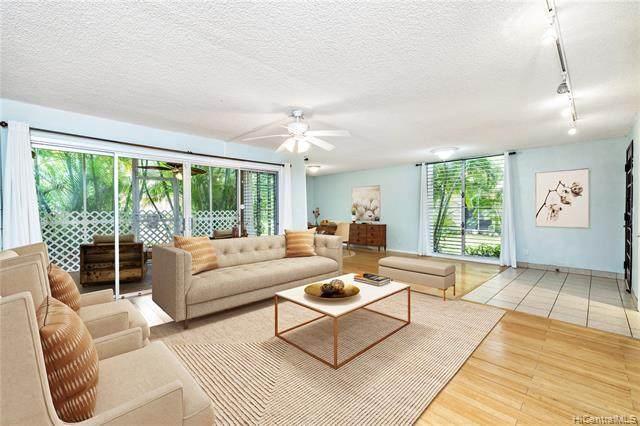 420F Haleloa Place 420F, Honolulu, HI 96821 (MLS #202107323) :: Compass