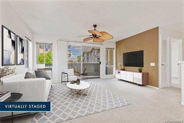 91-221 Hanapouli Circle 35G, Ewa Beach, HI 96706 (MLS #202107331) :: LUVA Real Estate