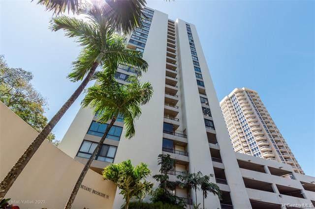 55 S Judd Street #908, Honolulu, HI 96817 (MLS #202107342) :: Keller Williams Honolulu
