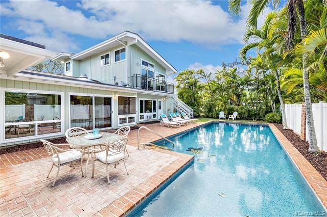 1203 Kainui Drive, Kailua, HI 96734 (MLS #202107346) :: Keller Williams Honolulu