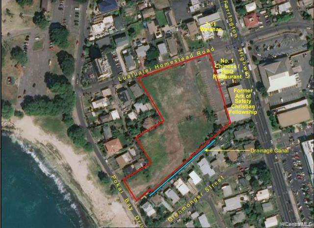 85-029 Lualualei Homestead Road, Waianae, HI 96792 (MLS #202107396) :: Barnes Hawaii