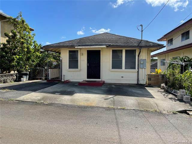 621 Ihe Street, Honolulu, HI 96817 (MLS #202107400) :: Hawai'i Life