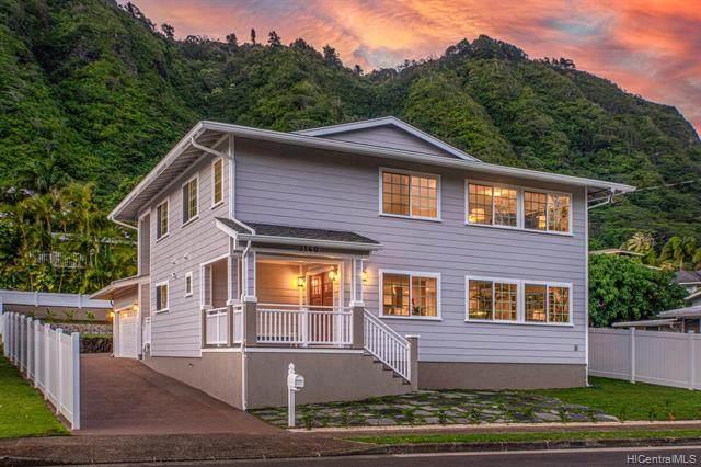 3140 Manoa Road, Honolulu, HI 96822 (MLS #202107440) :: Corcoran Pacific Properties