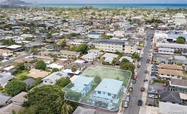 614 Wailepo Street, Kailua, HI 96734 (MLS #202107506) :: Compass