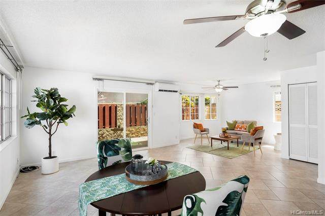 94-813 Lumiponi Place #4, Waipahu, HI 96797 (MLS #202107522) :: Compass