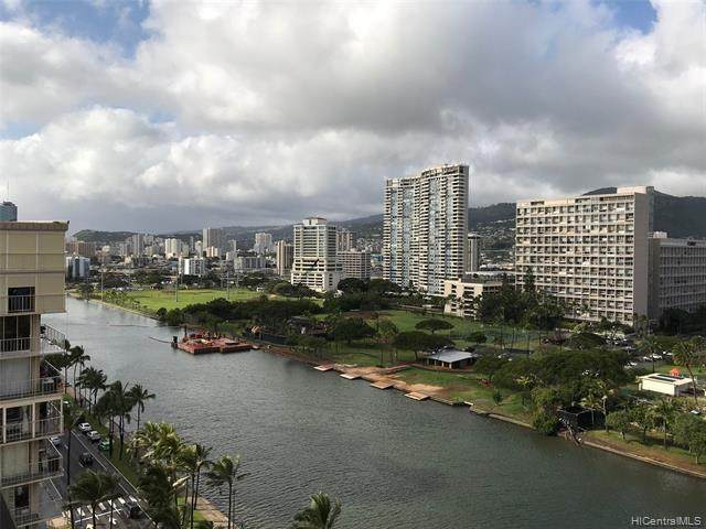 2121 Ala Wai Boulevard - Photo 1